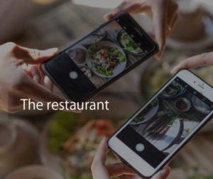 簡単ホームページ作成 レストラン業態